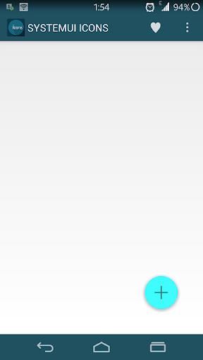 SYSTEMUI ICONS v1.5 screenshots 1