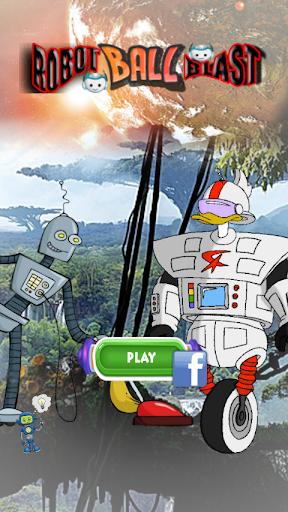 Robot Ball Blast