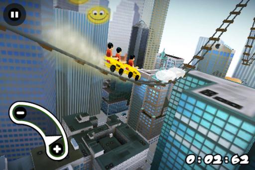 3D Rollercoaster Rush NewYork 1.6.10 screenshots 6