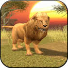 Wild Lion Simulator 3D icon