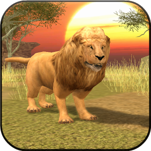 Wild Lion Simulator 3D for PC and MAC