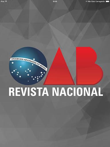 OAB Revista Nacional