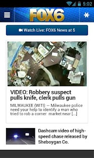 Fox6Now - WITI - screenshot thumbnail