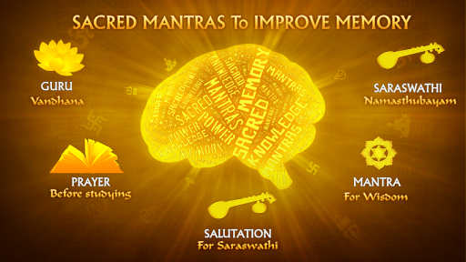 Sacred Mantras Improve Memory