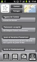 Screenshot of La Note Bleue