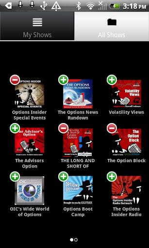 Options Insider Radio Network
