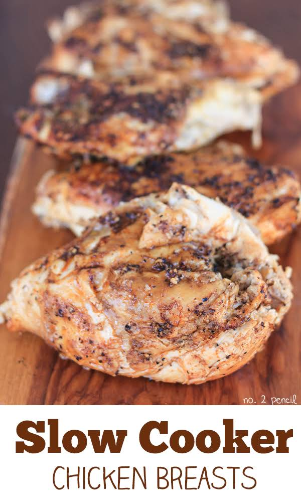 10 Best Healthy Slow Cooker Chicken Breast Recipes