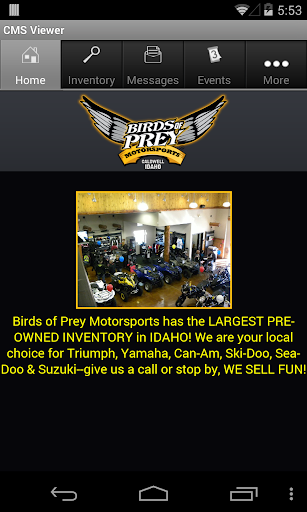 Birds of Prey Motorsports