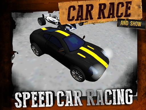快速賽車3D2014