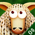 Woolen Sheep HD Free logo