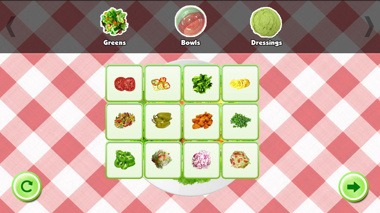 Salad Maker! - screenshot