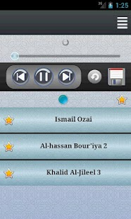 tv Quran mp3- screenshot thumbnail