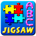 Fun with ABC Jigsaw icon