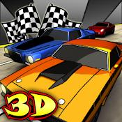 Street Drag 3D : Racing cars