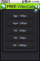 Screenshot of mobVD.com HD Videos