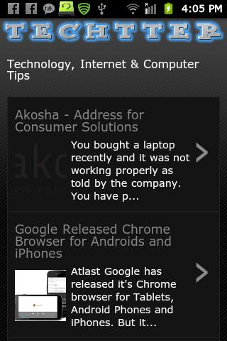 【免費工具App】Techtter-APP點子