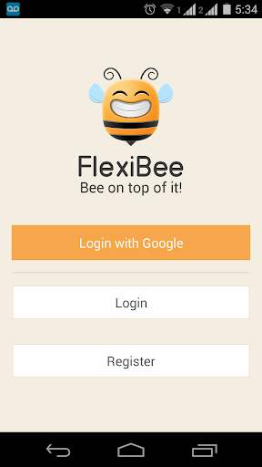 FlexiBee To Do To Buy lists