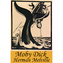 Moby Dick-Book logo
