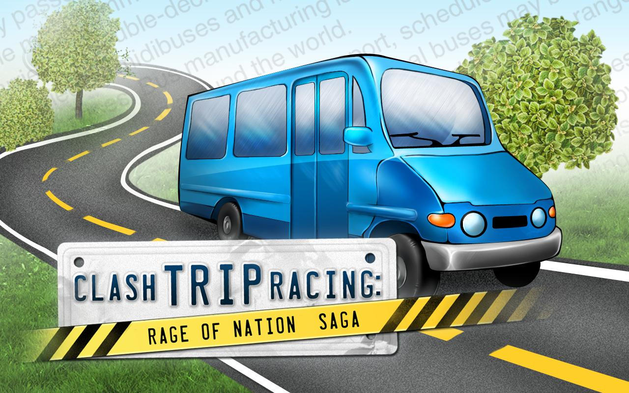 Clash Trip Racing: nation saga- screenshot