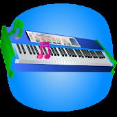 بيانو حقيقي بدون انترنيت