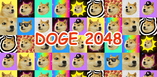 Doge 2048 By Michaelcarrano Puzzle Games Category 14895