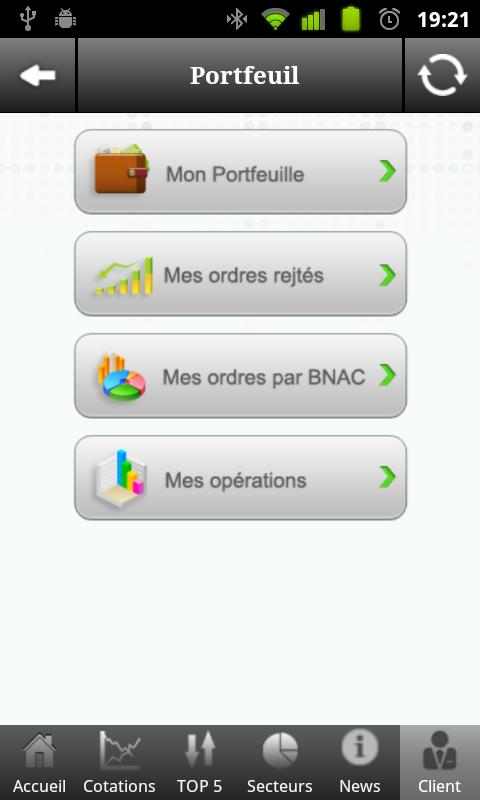 BNA Capitaux- screenshot