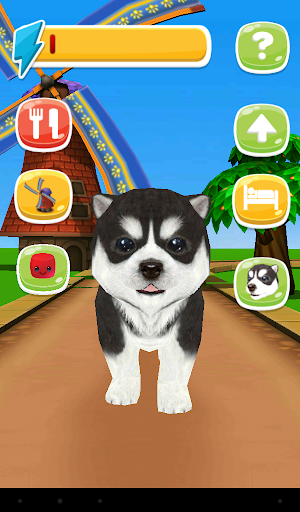 Buddy The Virtual Puppy