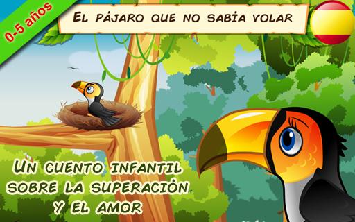 Cuento infantil español Tuqui