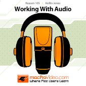 Reason 6 - Working With Audio