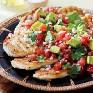 Grilled Chicken Breast Avocado Recipes.