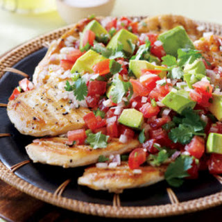Grilled Chicken Breast Avocado Recipes.