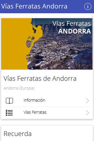 Vías ferratas Andorra Pro