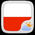Polish Language GOWeatherEX icon