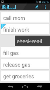 @Hand: To-Do & Task List - screenshot thumbnail
