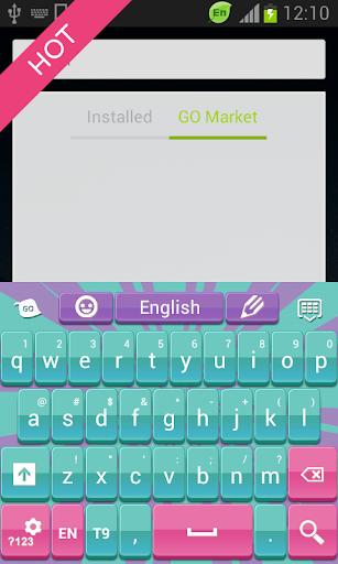 多彩键盘的Android