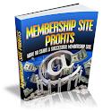Membership Site Profits icon