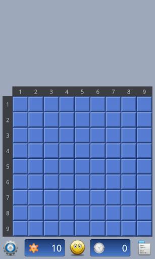 マインスイーパ ゲーム