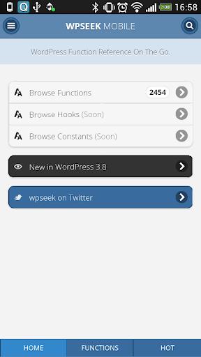 WPSeek WordPress Lookup
