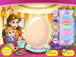 Screenshot of Egg Maker Easter Games