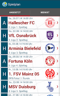CFC-FanApp - screenshot thumbnail