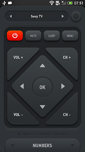 Smart IR Remote for HTC One - screenshot thumbnail