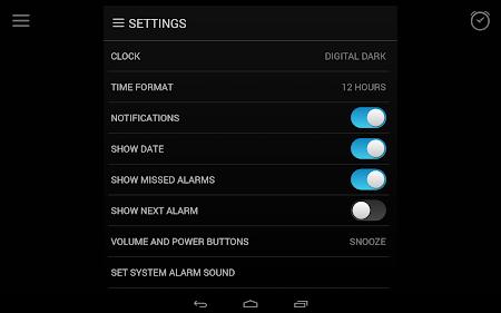 Alarm Clock 2.8.1 screenshot 47635