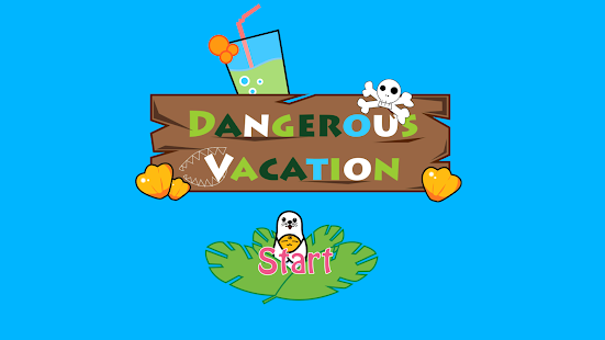 Dangerous Vacation x simsimi