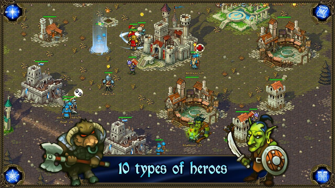 Majesty: Northern Expansion screenshot #20