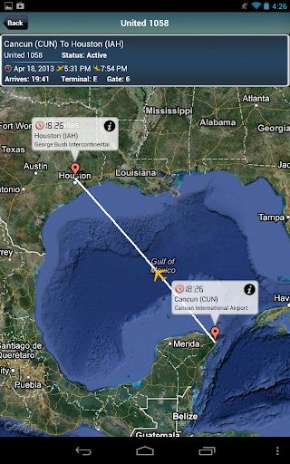 Cancun Airport+Flight Tracker