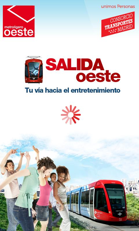 Salida Oeste- screenshot