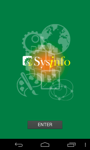 SysInfo System Information
