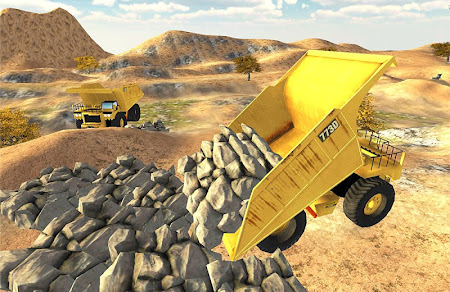 dump truck driving simulator 1.0 screenshot 55216