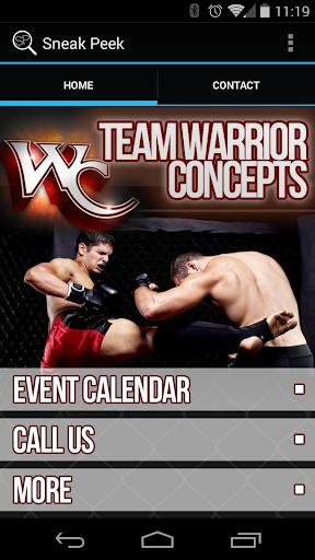 Team Warrior Concepts