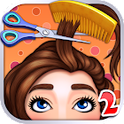 Hair Salon - Kids Games icon
